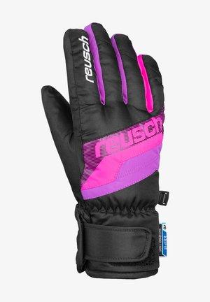 DARIO R-TEX® XT  - Gloves - black/pink glo