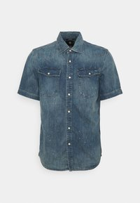 G-Star - SLIM SHIRT  - Košile - blue denim - 0