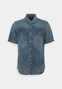 SLIM SHIRT  - Košile - blue denim