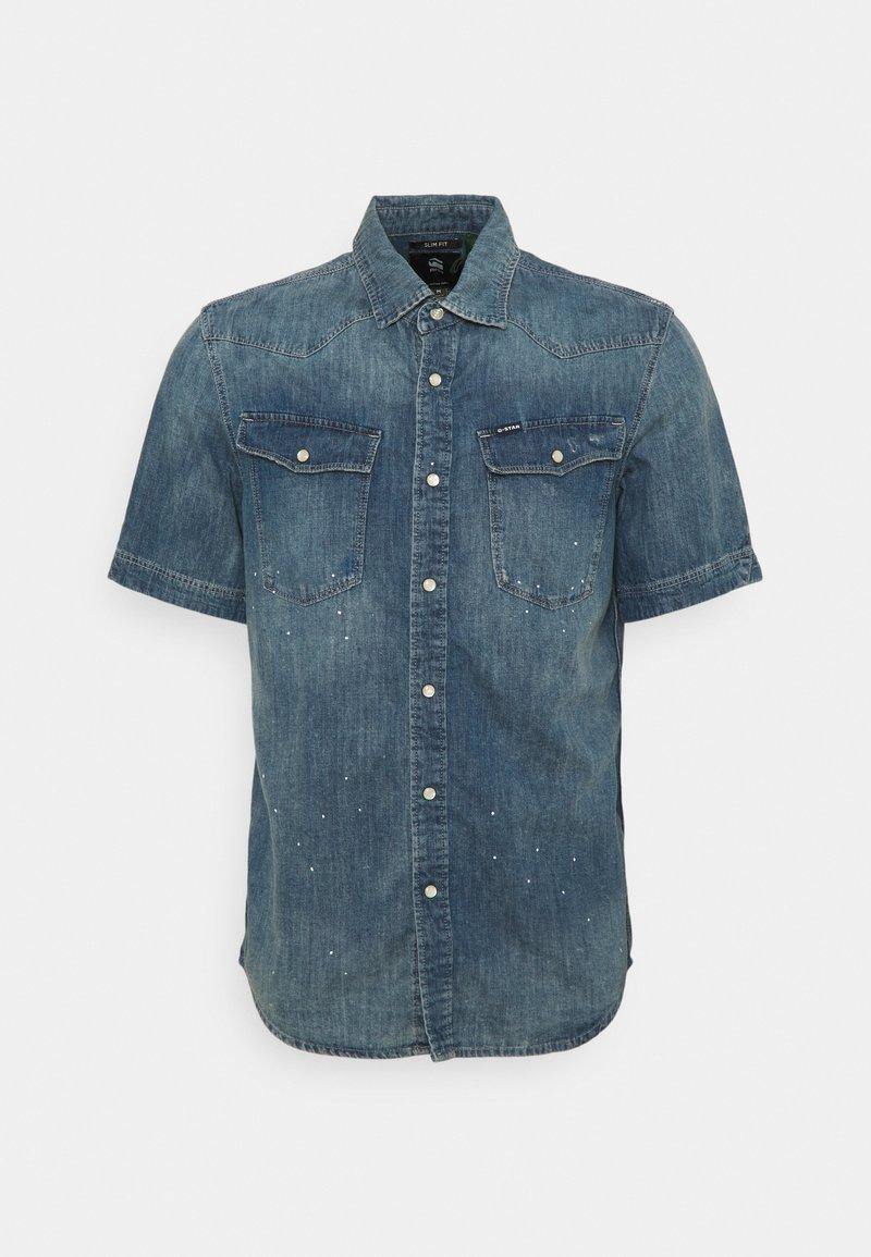 G-Star - SLIM SHIRT  - Košile - blue denim