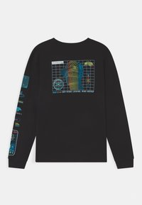 OVS - METEORITE - Long sleeved top - black - 1