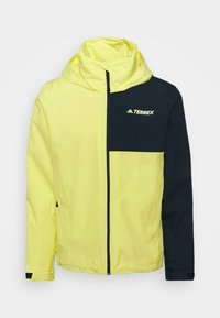TERREX MULTI RAIN.RDY 2L - Outdoor jacket - pulse yellow/legend ink