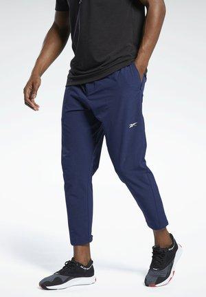 LES MILLS® ATHLETIC - Pantalones deportivos - blue