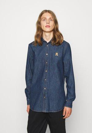 BLOUSE - Shirt - dark blue
