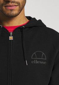Ellesse - SABARE - Zip-up hoodie - black - 5