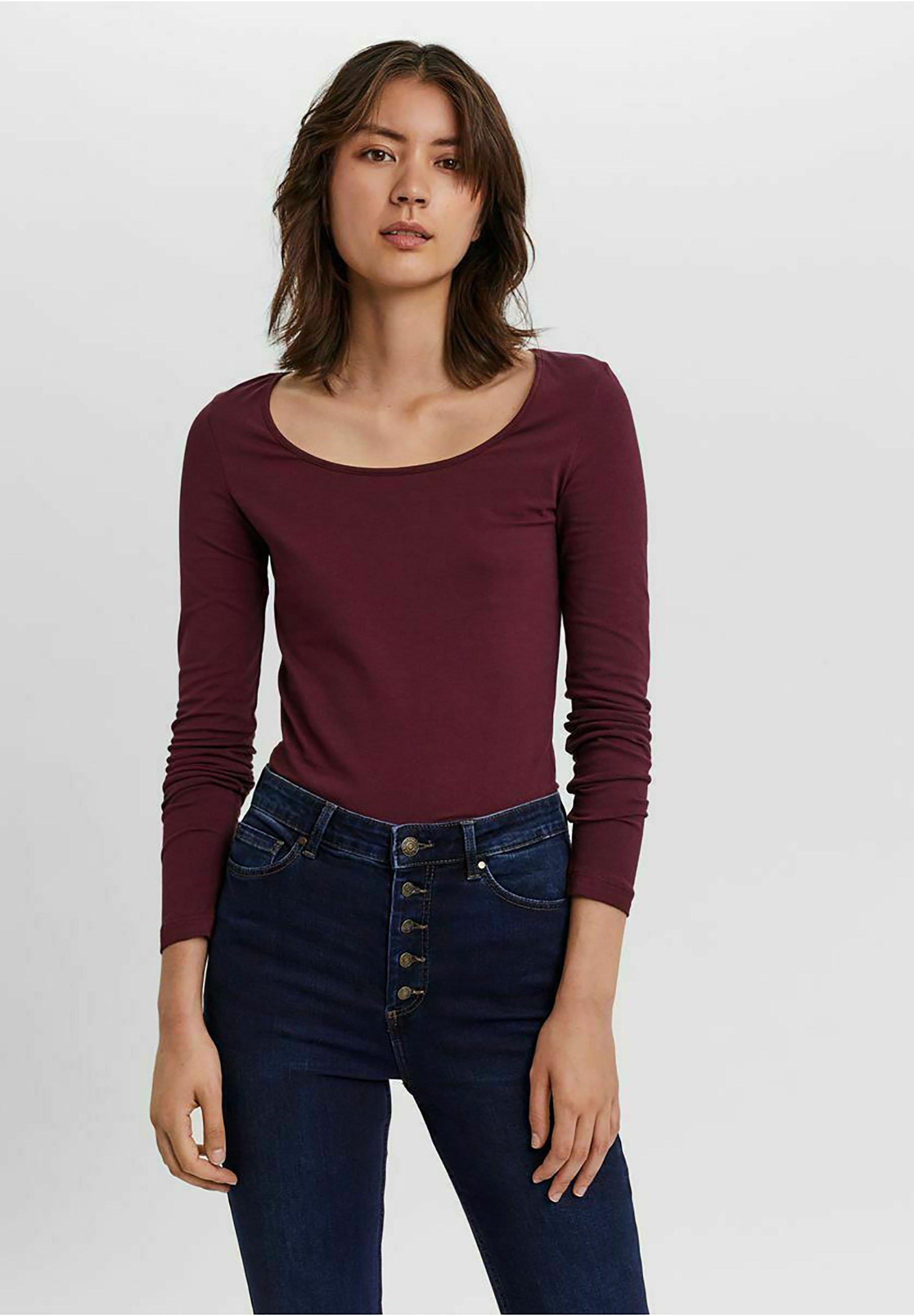 Damen 2PACK - Langarmshirt