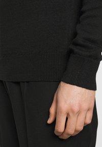 J.LINDEBERG - LYLE  - Pullover - black - 5