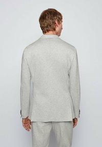 BOSS - Blazer jacket - silver - 2