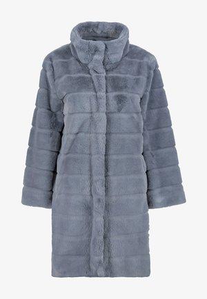 MIT STEHKRAGEN - Winter coat - smoke blue