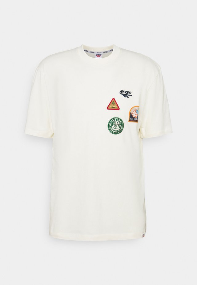 CHERONO - T-shirt print - soya