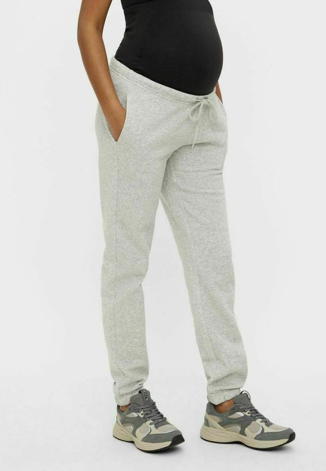 PCMCHILLI - Trainingsbroek - light grey melange