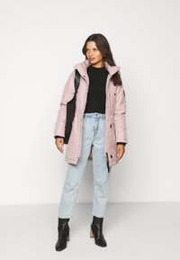 ONLY Petite - ONLIRIS - Parka - rose dust - 1
