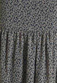 VILA PETITE - VIBERIN O NECK MIDI DRESS - Day dress - navy blazer - 2