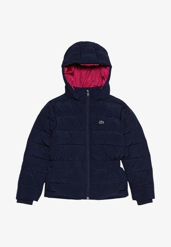 Veste d'hiver - marine/foraine