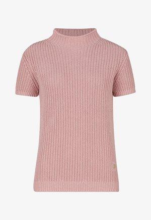 KAETHE - Print T-shirt - rosa orange pink
