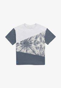 Next - Print T-shirt - grey - 0