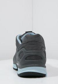Lowa - GORGON GTX - Hiking shoes - anthrazit/eisblau - 3