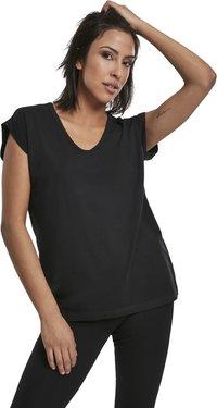 Urban Classics - Basic T-shirt - Black - 1