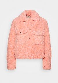 Free People - SWING JACKET - Winter jacket - melon - 0