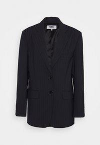 MM6 Maison Margiela - Short coat - dark blue - 5