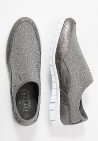 Fitters - EMILY - Loafers - grey - 1
