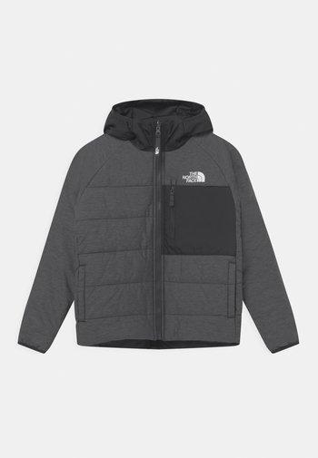 REVERSIBLE PERRITO - Zimní bunda - asphalt grey heather