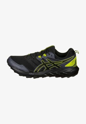GEL SONOMA 6 - Trail running shoes - graphite grey  sour yuzu