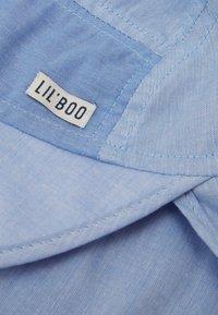 Lil'Boo - SOFT BABY SUN UV UNISEX - Klobouk - block blue - 3