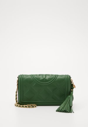 FLEMING SOFT WALLET CROSSBODY - Torba na ramię - arugula