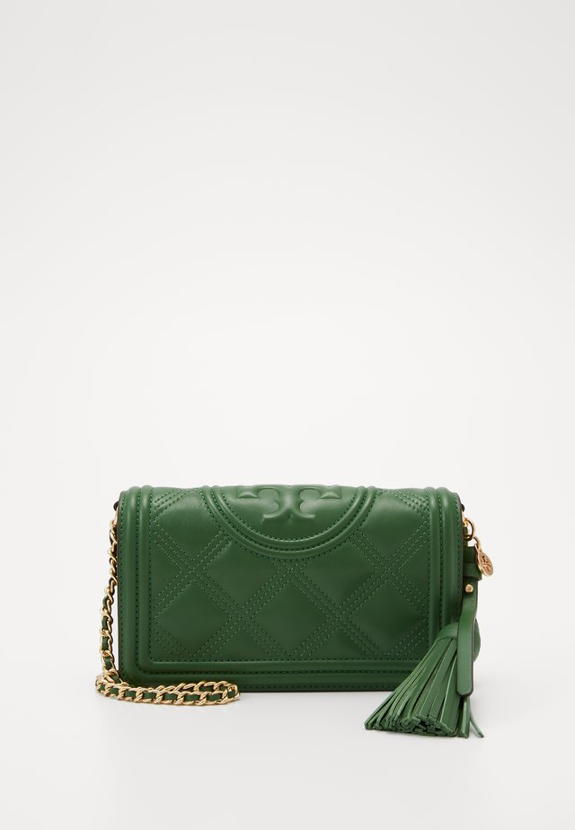 FLEMING SOFT WALLET CROSSBODY - Sac bandoulière - arugula