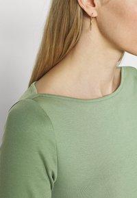 GAP - BATEAU - Long sleeved top - twig - 4