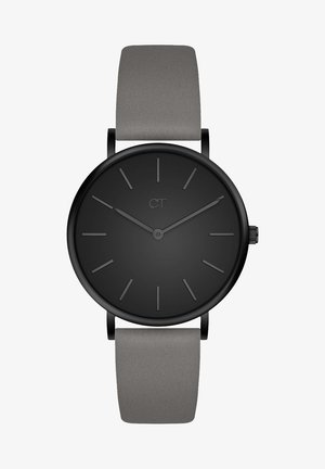 Watch - schwarz / grau