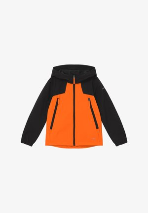 KANEVILLE - Kurtka Softshell - orange