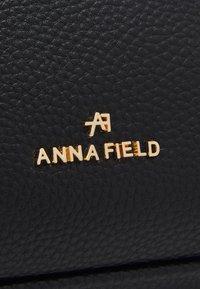 Anna Field - Skulderveske - black - 3