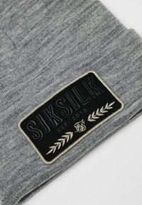 SIKSILK - Beanie - grey marl - 2