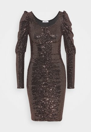 LADIES DRESS  - Cocktail dress / Party dress - bronze