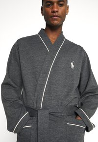 Polo Ralph Lauren - LOOP BACK - Dressing gown - charcoal heather - 3
