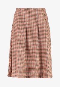 Blendshe - TAMMY - A-line skirt - orange - 3