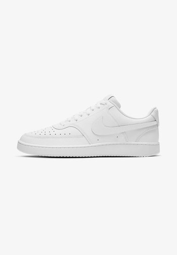 COURT VISION LOW NEXT NATURE - Casual lace-ups - white