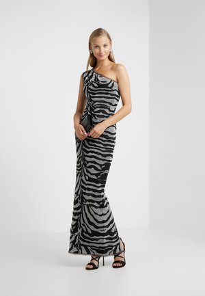 DRESS  - Occasion wear - silver black