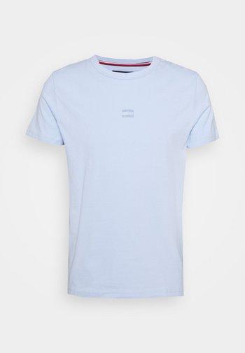 TEE - Jednoduché triko - sweet blue
