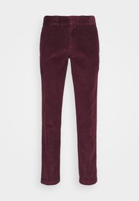 Dickies - FORT POLK - Trousers - maroon - 3