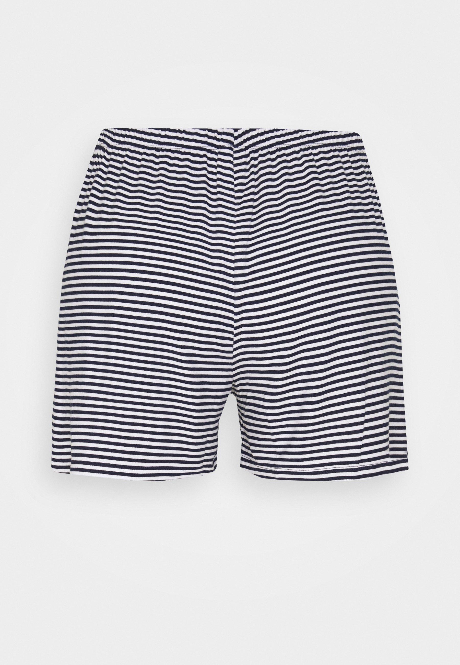 Damen SHORTY O NECK SET - Pyjama