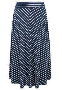 Yours Clothing - Maxi skirt - blue - 4
