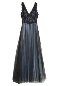 Mascara - Společenské šaty - black/blue - 4