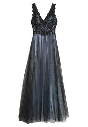 Společenské šaty - black/blue