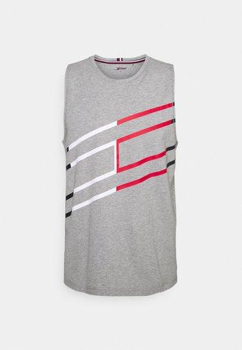 GRAPHIC TANK - Funkční triko - grey