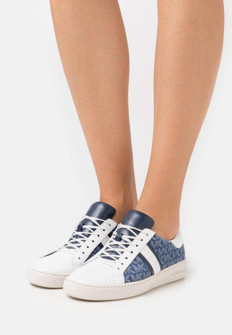 MICHAEL Michael Kors - KEATON STRIPE  - Sneakers laag - denim