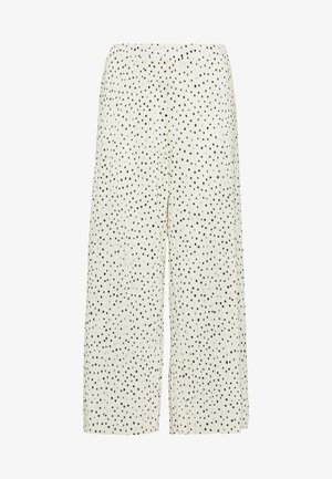 SEVERINA TROUSERS - Bukse - white dusty light