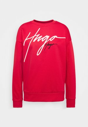 NACINIA - Sweatshirt - bright red
